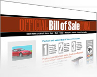 Bill Of Sale Center