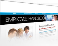 Employee Handbook Website